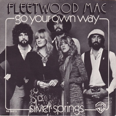 Birthday 1977 & Fleetwood Mac's Go Your Own Way