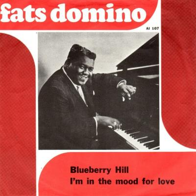 School-journey, plaster and Fats Domino