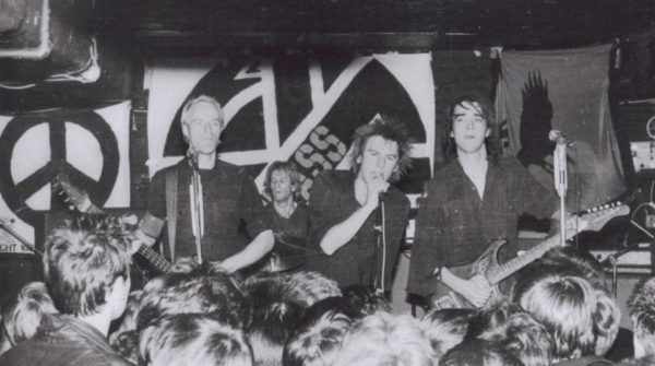 Crass - How Does It Feel
