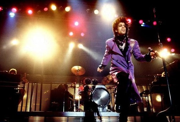 1999: Prince on his way to the top