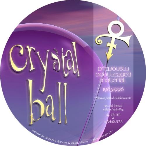 Prince - Crystal Ball / The Truth / Kamasutra