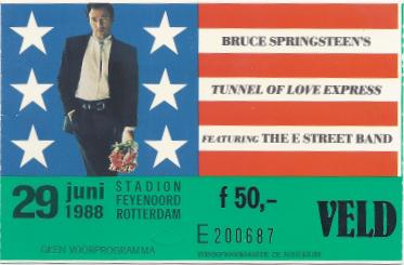 19880629 Bruce Springsteen