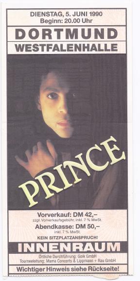 19900605 Prince