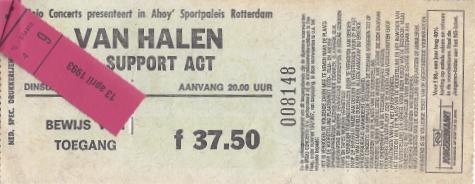 19930413 Van Halen