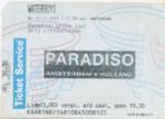 The Waterboys 22-11-2000 concertkaartje (apoplife.nl)