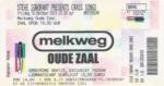 Crass 15-10-2010 concertkaartje (apoplife.nl)