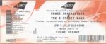 Bruce Springsteen 05-07-2012 concertkaartje (apoplife.nl)