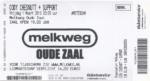 Cody Chesnutt 01-03-2013 concertkaartje (apoplife.nl)