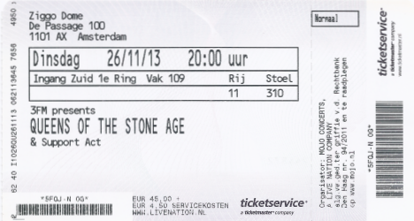 20131126 Queens Of The Stone Age