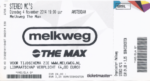 Stereo MC's 04-11-2014 concertkaartje (apoplife.nl)