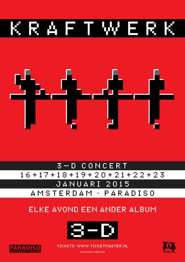 2015 Kraftwerk Paradiso (paradiso.nl)