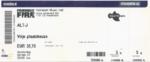 alt-J 05-02-2015 concertkaartje (apoplife.nl)