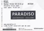 Miguel 05-10-2015 concertkaartje (apoplife.nl)
