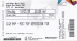 Iggy Pop 10-05-206 concertkaartje (apoplife.nl)