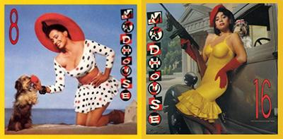 Madhouse: 8 & 16 (albums, 1987)