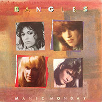 The Bangles: Manic Monday (single, 1985)