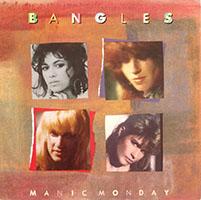 The Bangles: Manic Monday (single, 1985)