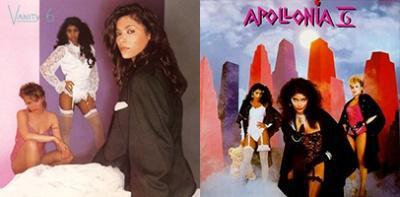 Vanity 6 & Apollonia 6: Vanity 6 & Apollonia 6 (albums, 1982 & 1984)