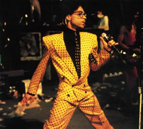Prince - Housequake 03/21/1987 (source unknown)