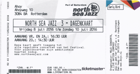 20160708-10 North Sea Jazz