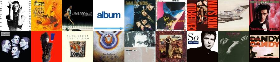 Albums 1986 (apoplife.nl)
