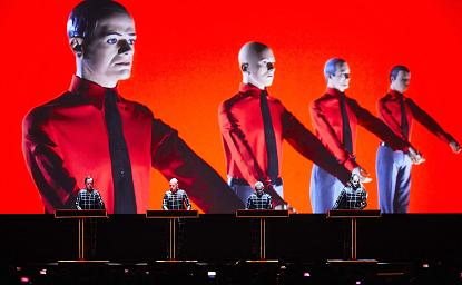 Kraftwerk - The Robots (nightflight.com)