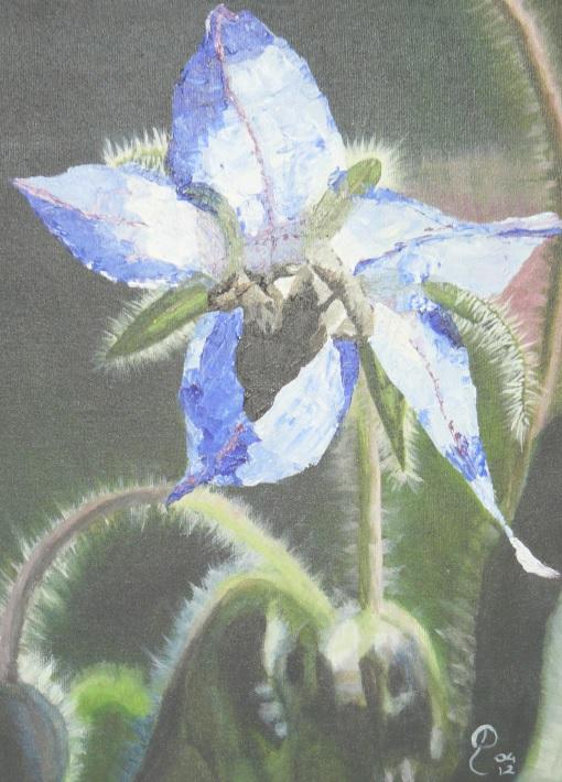 Laatste Schilderij Mama (Lijntje Elisabeth Pel, 2012)