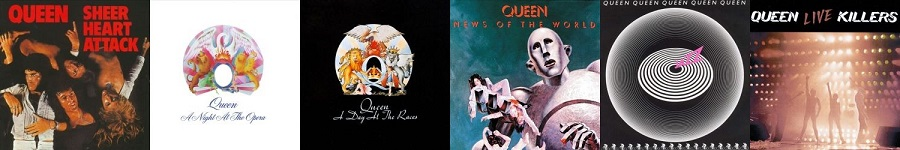 Queen albums 1974-1979 (apoplife.nl)