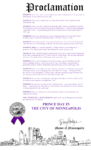 City Of Minneapolis Proclamation: Prince Day on 13th of October 2016 (minneapolismn.gov)