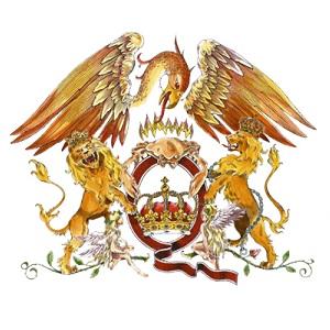 Logo Queen (pastemagazine.com)