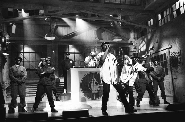 Public Enemy live (exhibitions.nypl.org)