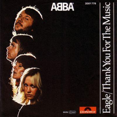ABBA - Eagle (45cat.com)