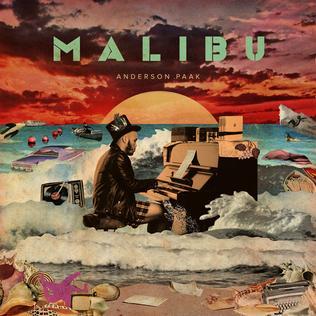 Anderson .Paak - Malibu (wikipedia.org)