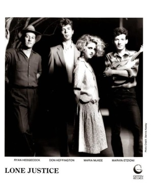 Lone Justice Geffen promo (Geffen)