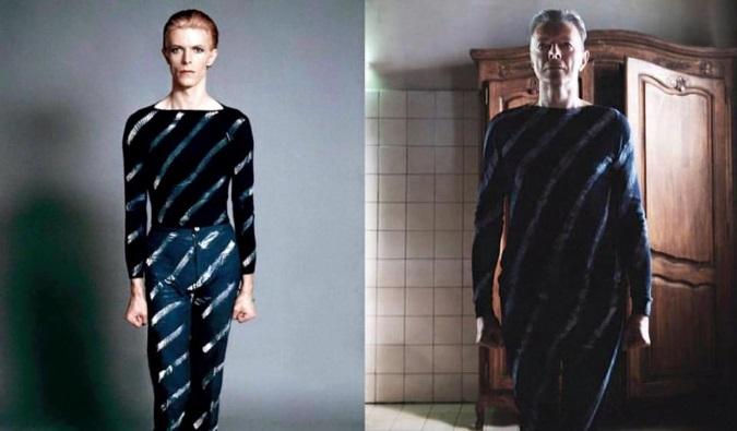 Bowie 1976 & 2016 (reddit.com)