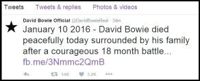 Bowie tweet 10-01-2016 (Bowie/twitter.com)