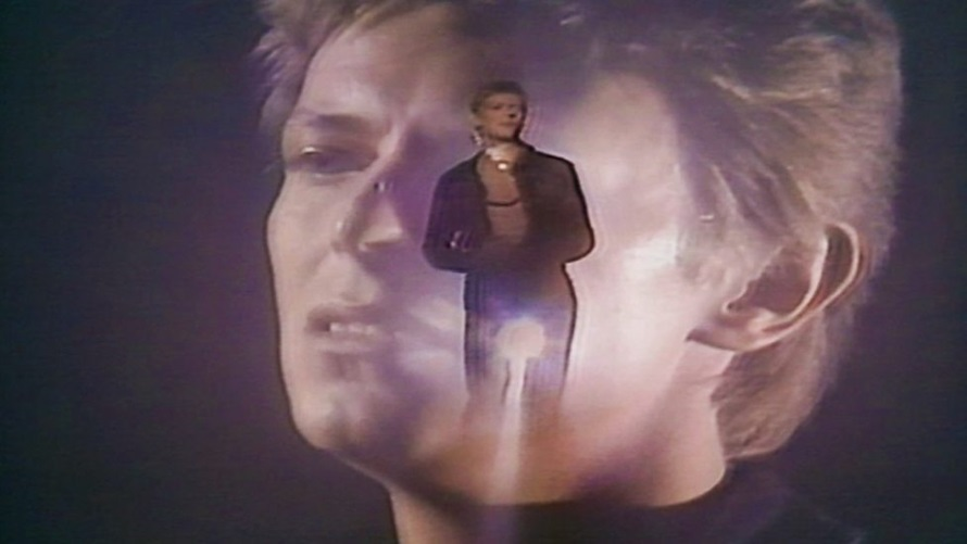 "The iconic ""Heroes"" video (davidbowie.com)"