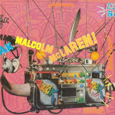 Malcolm McLaren - Duck Rock (discogs.com)