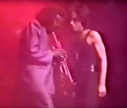 Prince & Miles Davis 31-12-1987 (bibliolore.org)