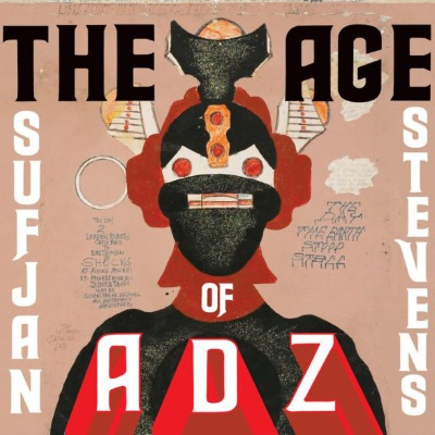 Sufjan Stevens  - The Age Of Adz (discogs.com)