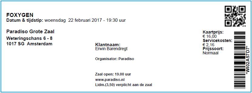 Foxygen, 22-02-2017 (apoplife.nl)