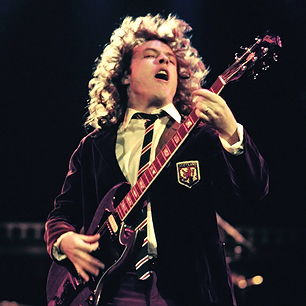 AC/DC Angus Young (pinterest.com)