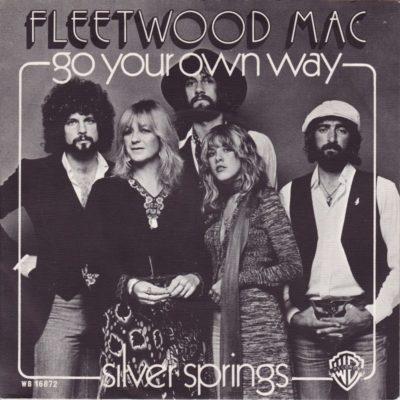 Fleetwood Mac - Go Your Own Way (45cat.com)