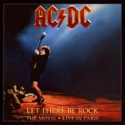 AC/DC - Let There Be Rock - The Movie - Live In Paris (coveralia.com)