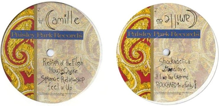 Prince - Camille (stanleylieber.com)