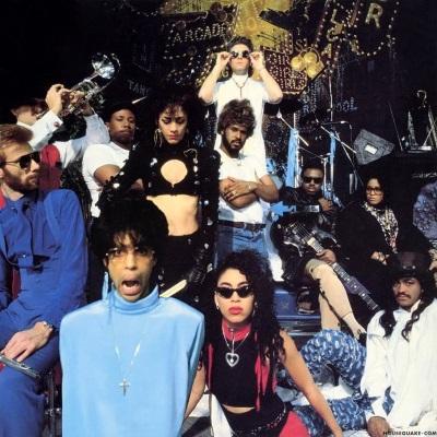 Prince nieuwe band (prince.org)