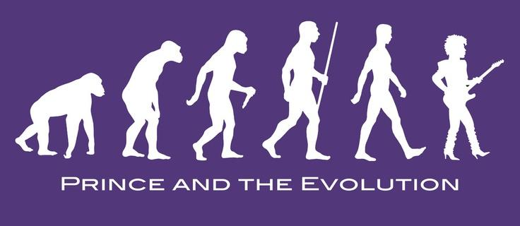 Prince And The Evolution  ;-) (troygua.com)