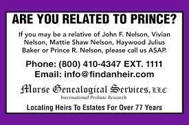 Prince - Inheritance (thewrap.com)