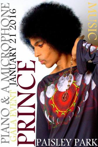 Prince - Piano & A Microphone, 01/21/2016 (princevault.com)