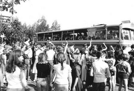 Schoolreisje jaren (19)70 (anp-archief.nl)